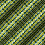 Vektor-nahtloses Muster der optischen Täuschung Stockbild