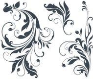 Vektor-Rollen-Satz Lizenzfreies Stockbild