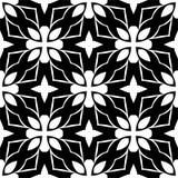Vektor-schwarzes weißes Design lizenzfreies stockfoto
