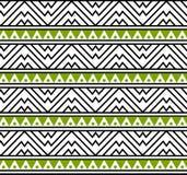 Vektor-Stammes- afrikanische ethnische Muster-Hintergrund-Illustration Lizenzfreie Stockbilder