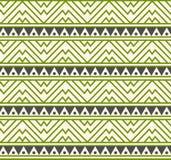 Vektor-Stammes- afrikanische ethnische Muster-Hintergrund-Illustration Stockfotografie