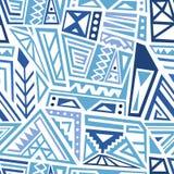 Vektor-Textilentwurf lizenzfreies stockbild