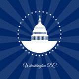 Vektor-Washington DC-Symbol Stockfoto