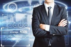 Vektorabbildung für Auslegung Stockfotos