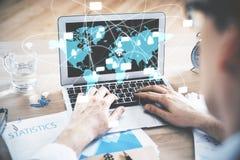 Vektorabbildung für Auslegung Lizenzfreie Stockfotos