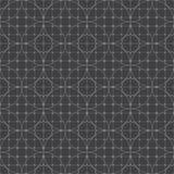 Vektorabstrakte Beschaffenheit - geometrische Verzierungen Lizenzfreies Stockfoto