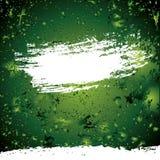 Vektorabstrakter grüner Hintergrund stock abbildung
