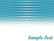 Vektorabstrakter Hintergrund mit Exemplarplatz Lizenzfreie Stockfotografie