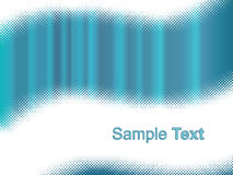 Vektorabstrakter Hintergrund mit Exemplarplatz Stockbilder
