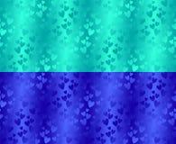 Vektorabstrakter Hintergrund mit Inneren stock abbildung
