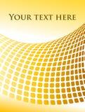 Vektorabstrakter Hintergrund mit Textplatz Stockfotografie