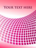 Vektorabstrakter Hintergrund mit Textplatz Stockbilder