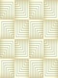 Vektorabstraktes nahtloses Muster Lizenzfreies Stockbild