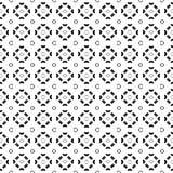 Vektorabstraktes nahtloses Muster Abstrakte Hintergrund Tapete stockbilder