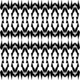 Vektorabstraktes nahtloses Muster Abstrakte Hintergrund Tapete lizenzfreie abbildung