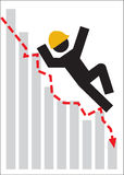 vektorarbetare stock illustrationer