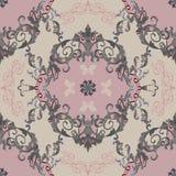 Vektorbarock Royaltyfri Fotografi