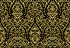 Vektorbeschaffenheiten kopieren schwarzes Gelb vektor abbildung