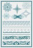 Vektorbeståndsdel för valuta Royaltyfri Fotografi