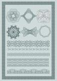 Vektorbeståndsdel för valuta Royaltyfri Bild