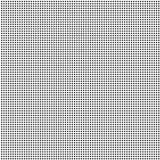 Vektorbild av svarta små prickar på en vit bakgrund vektor illustrationer