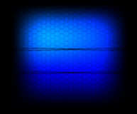 Vektorblauzelle. Stockbild