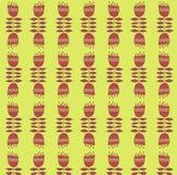 Vektorblumenhintergrund, Muster Lizenzfreies Stockbild