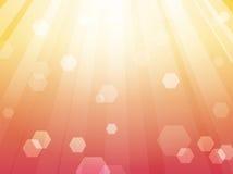 Abstrakter glänzender Hintergrund Lizenzfreie Stockfotos