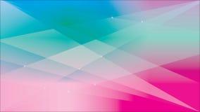 Vektorbunter Hintergrund Lizenzfreies Stockbild