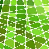 Vektorbuntglas-Mosaikhintergrund Stockbild
