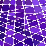 Vektorbuntglas-Mosaikhintergrund Lizenzfreies Stockfoto