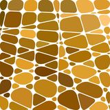 Vektorbuntglas-Mosaikhintergrund Lizenzfreies Stockbild