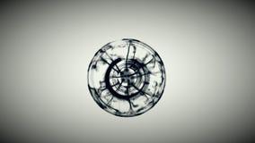 Vektorcirkel Fotografering för Bildbyråer