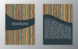 Vektordesignmallar Tappningramar och bakgrunder stock illustrationer