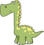 Vektordinosaurier lizenzfreie abbildung