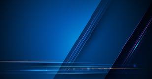 Vektorentwurfszusammenfassung, Wissenschaft, futuristisch, Energie, modernes Digitaltechnikkonzept für Tapete, Fahnenhintergrund vektor abbildung
