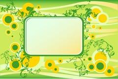 vektorer för asia panelstil Arkivbild
