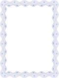 Vektorfeld-Dokumentendekoration Stockbilder