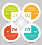 Vektorframstegbakgrund/produktval eller version Fotografering för Bildbyråer