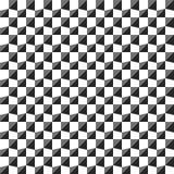 Vektorgeometrisches Muster Stockfotos