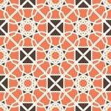Vektorgeometrisches Muster Lizenzfreie Stockfotografie