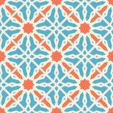 Vektorgeometrisches Muster Stockbilder
