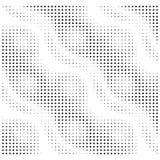 Vektorgeräuschmuster Halbtonentwurfsvektorelement lizenzfreie abbildung