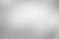 Vektorhalvtonen pricker vektor illustrationer