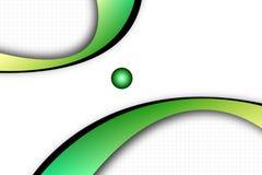 Vektorhintergrund-/-abdeckung-/-kartenschablone vektor abbildung