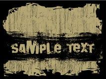 Vektorhintergrund mit Platz für Ihren Text Stockfoto