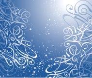 Vektorhintergrund/-weihnachten Lizenzfreie Stockbilder