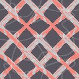 Vektorillustration av diagonala rektanglar vektor illustrationer