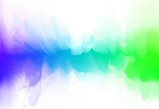 Vektorillustration av form för flyttning för färgsuddighetsrök Royaltyfria Foton