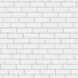 Vektorillustration av tegelstenväggen Royaltyfria Bilder